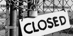 Prešov - 30.07.2018 pobočka zatvorená